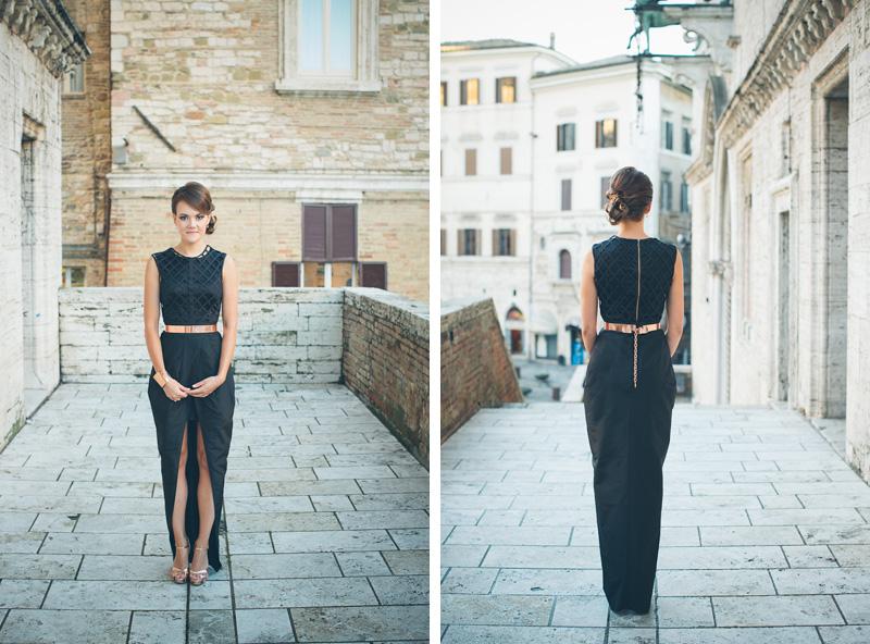 Italian Destination Wedding Perugia